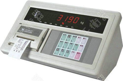 苏州标准地磅称重显示器