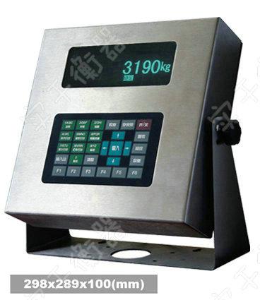 带打印高精度台秤称重显示器