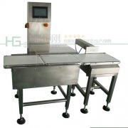 调料包重量检测分选秤,罐头包装重量检测机