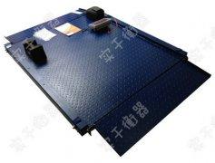 防水电子地秤,单层电子小地磅